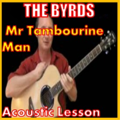 First Additional product image for - Learn to play Mr Tambourine Man by The Byrds