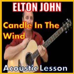 learn to play candle in the wind by elton john