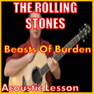 Learn to play Beasts Of Burden by The Rolling Stones | Movies and Videos | Educational