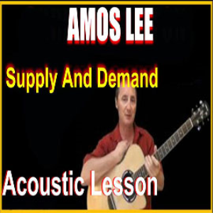 learn to play supply and demand by amos lee