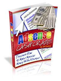 Adsense Cash Craze | eBooks | Business and Money