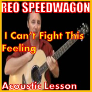 Learn to play I Cant Fight This Feeling by REO Speedwagon | Movies and Videos | Educational