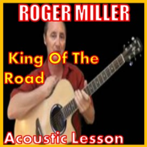 learn to play king of the road by roger miller