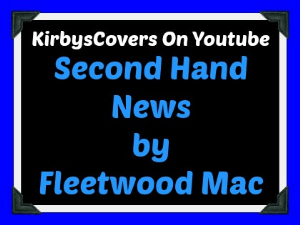 learn to play second hand news by fleetwood mac