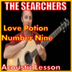 Learn to play Love Potion Number Nine By The Searchers | Movies and Videos | Educational