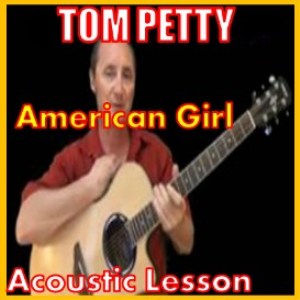 Learn to play America Girl by Tom Petty | Movies and Videos | Educational