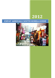 expat arrivals south korea guide