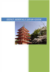 expat arrivals japan guide