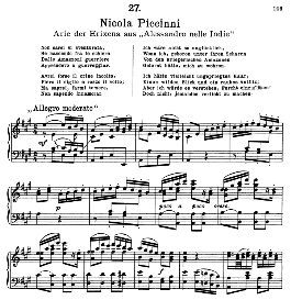 non sarei si sventurata. n. piccini. alte meister des bel canto, ed. peters (pd)
