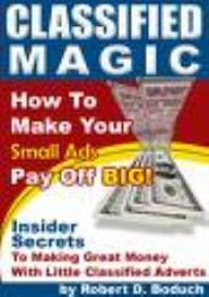 Classified Magic | eBooks | Business and Money