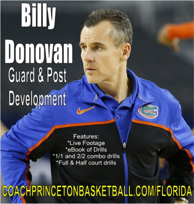 First Additional product image for - Billy Donovan: Pick and Roll Offense/Matchup Press Defense/Individual Workouts