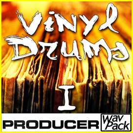 vinyl drums 1 producer pack