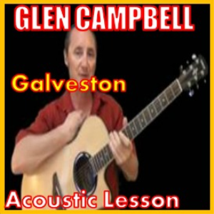 Learn to play Galveston by Glen Campbell | Movies and Videos | Educational