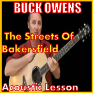 learn to play the streets of bakersfield by buck owens