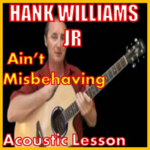 learn to play aint misbehavin as recorded by hank williams jr