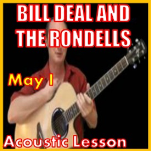 Learn to play May i by Bill Deal And The Rondells | Movies and Videos | Educational