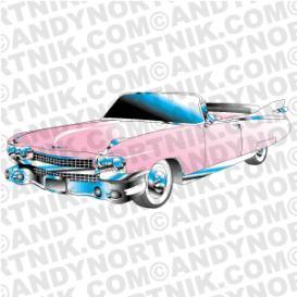 car clip art 1959 cadillac