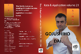 gojushiho dai - kata & application volume 23