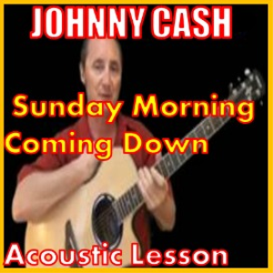 Learn to play Sunday Morning Coming Down by Johnny Cash | Movies and Videos | Educational
