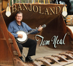 "cd-245 tom neal ""banjoland"""