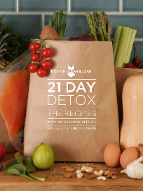mission clean & lean_21 day detox_the recipes_ebook