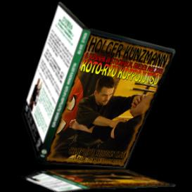 keiko#25 koto-ryu koppojutsu shoden kata with holger kunzmann