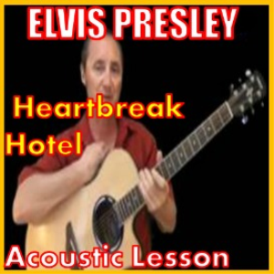 Learn to play Heartbreak Hotel by Elvis Presley | Movies and Videos | Educational