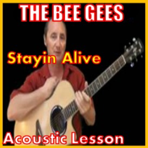 Learn to play Stayin Alive by The Bee Gees | Movies and Videos | Educational