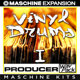 vinyl drums vol1 for maschine
