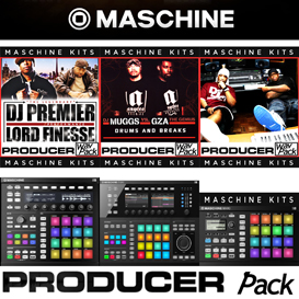 hip hop legend pack1 for maschine
