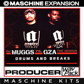 dj muggs gza for maschine