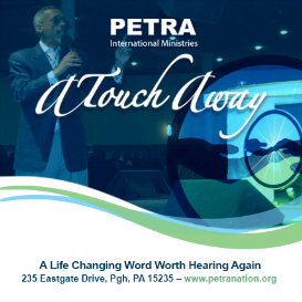 petra intl ministries - the gospel of the grace of god 8 - the living word manifest in you - by bishop donald clay 09/29/13