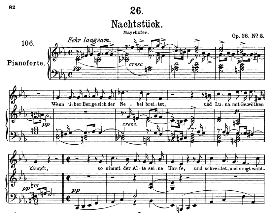 Nachstück D.672, High Voice in C Minor, F. Schubert (Pet.) | eBooks | Sheet Music