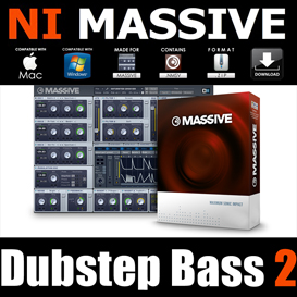 dubstep bass2 for massive