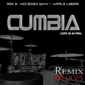 Cumbia Loops de Bateria | Software | Audio and Video