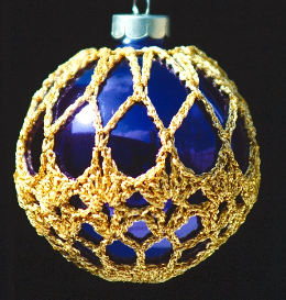 crochet christmas ornament cover b1-4