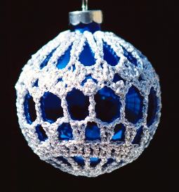 crochet christmas ornament cover b2-1
