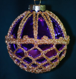 crochet christmas ornament cover b3-5