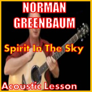 learn to play spirit in the sky by norman greenbaum