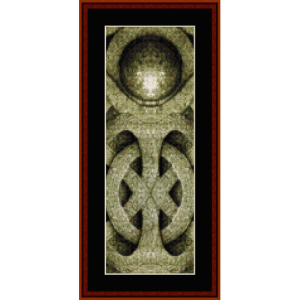 Fractal 416 Bookmark -  cross stitch pattern by Cross Stitch Collectibles | Crafting | Cross-Stitch | Other