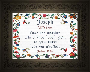 name blessings - joseph 3