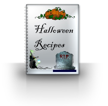 First Additional product image for - Halloween Minisite templates crafts and recipes ebooks Resell rights
