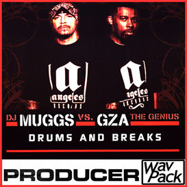 muggs and gza drums breaks
