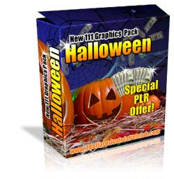 111 Halloween Graphics Package with resale rights PLR | Other Files | Graphics