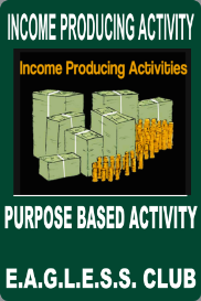 p.b.a purpose based activity creates i.p.a. income producing activity