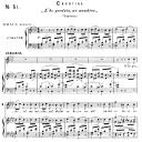 L'ho perduta, me meschina. (Aria for Soprano/Mezzo). W.A.Mozart: Le Nozze di Figaro (The Marriage of Figaro), K. 492.  Vocal Score. Ed. Ricordi (PD) | eBooks | Sheet Music
