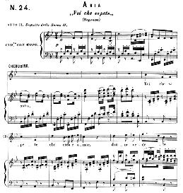 Voi, che sapete. Soprano/Mezzo Aria. Le nozze di Figaro K.492, W.A. Mozart.  Vocal Score. Ed. Ricordi (PD) | eBooks | Sheet Music