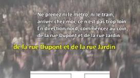 dj delf 5 suivez mes directions (lyric video)