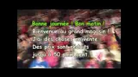 dj delf 6 faisons du shopping (karaoke version) mpg
