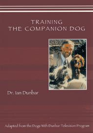 training the companion dog - set of 4